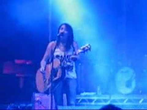 KT Tunstall - Glastonbury 2007- Another Place to Fall