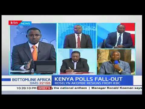 Bottomline Africa: Kenya polls fall-out