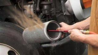 تنظيف فلتر الهواء / صح أم خطأ ؟