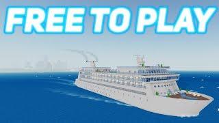Meilleur navire! Libre de jouer! Roblox Cruise Ship Tycoon (en)