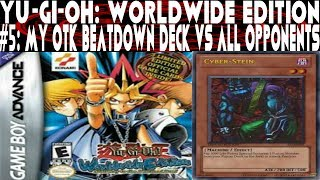 Yu-Gi-Oh! Worldwide Edition #5: My Turbo OTK Vs All Opponents + Deck Recipe