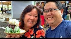 Hawai'i Foodie Day! | Matsumoto Shave Ice | Ted's Bakery | Fumi's Shrimp | Liliha Bakery