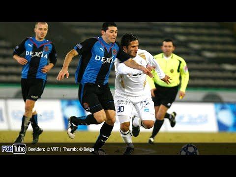 2009-2010 - Cofidis Cup - 03. Kwartfinale - Club Brugge - AA Gent 1-4