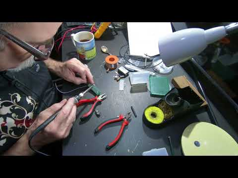 How to build a studio grade microphone 8 of 10
