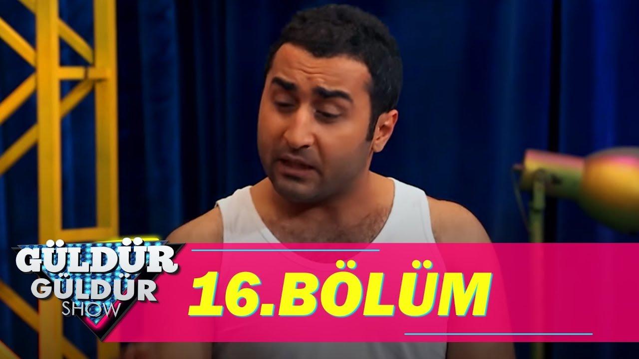 Güldür Güldür Show 16. Bölüm Tek Parça Full HD