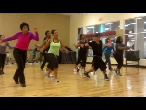 Chris Brown ft Nicki Minaj Love More (Cardio Dance Choreography)