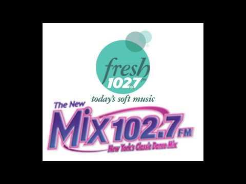 Format Change: 'Mix 102.7' WNEW to 'Fresh 102.7' WWFS [NYC] (01-02-2007)