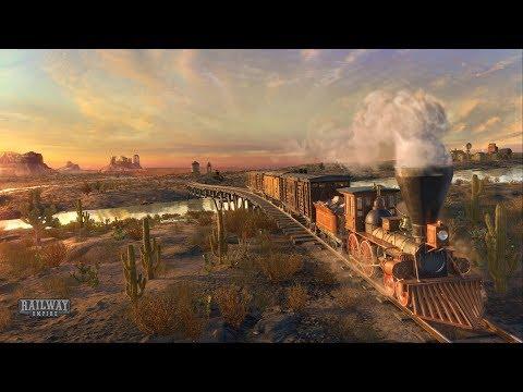 Railway Empire walkthrough part 3. Over the Mississippi