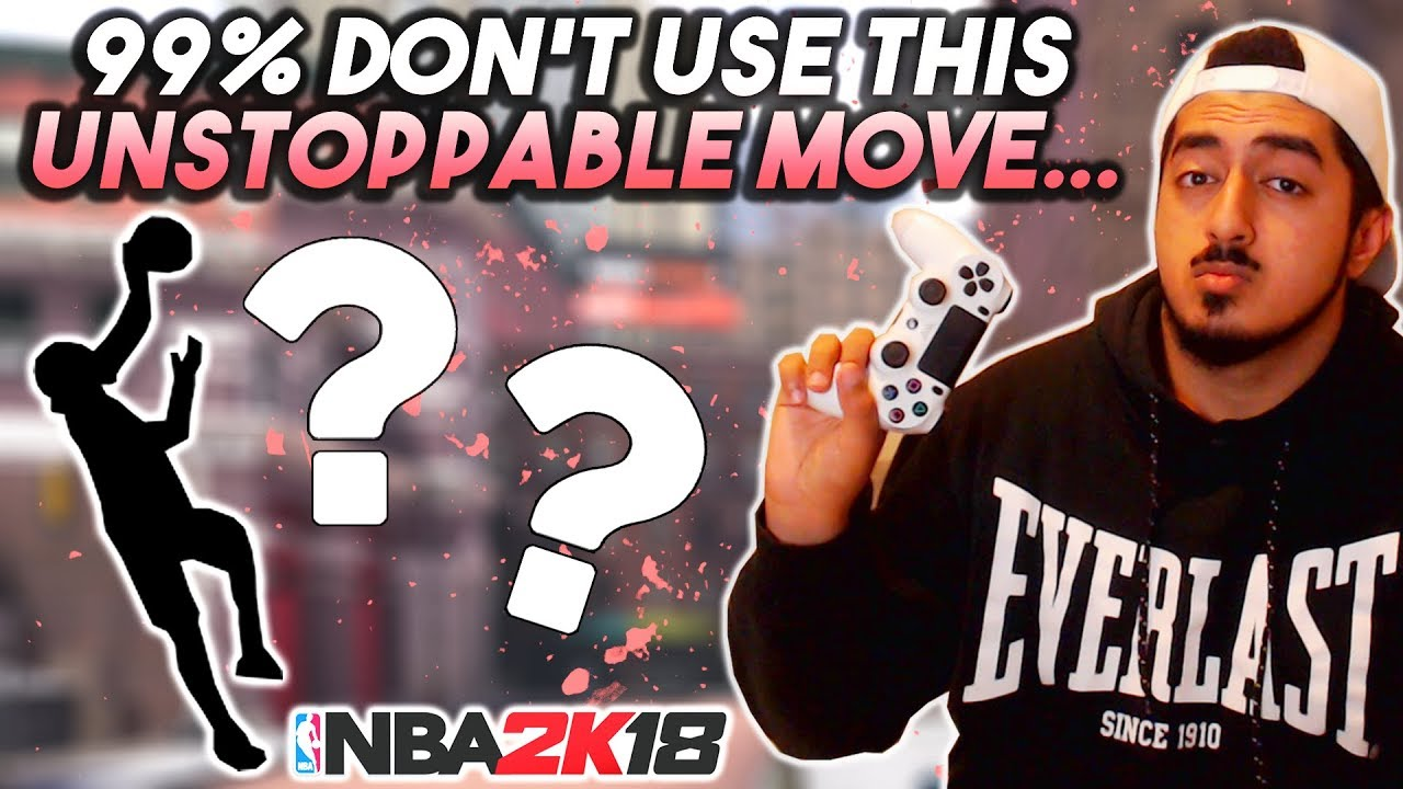 27c1327e0ffd 99% OF NBA2K18 PLAYERS DON T USE THIS UNSTOPPABLE MOVE... - YouTube