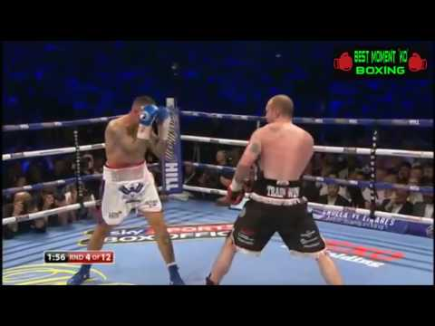 Martin Murray Vs George Groves Full Fight With Interviews