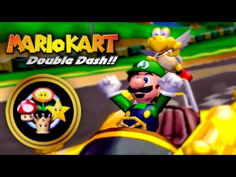 Grand Prix: Mirror All Cup Tour!! (2 Player) - Mario Kart: Double Dash!!