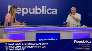 #República | Lunes 25 de mayo de 2020