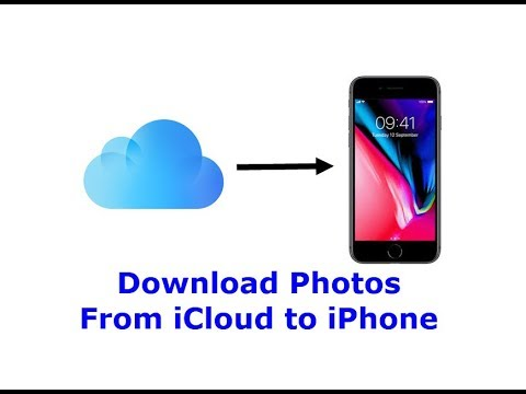 Download photos from icloud to iphone 5s