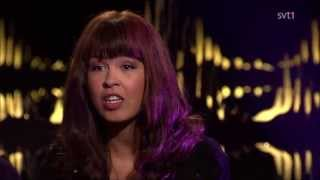 Maria Mena - Fuck You - Live on Skavlan HD 720p