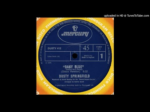 Dusty Springfield  Ba Blue Disco Version