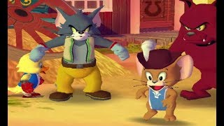 Tom and Jerry In War Of The Whiskers - Tom and Jerry Cartoons Games part 23