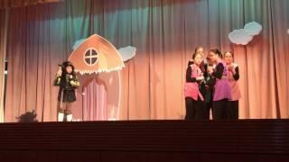 浸信會聯會小學英語話劇比賽2017