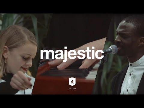 Hugh - Can't Figure You Out | Majestic Sessions
