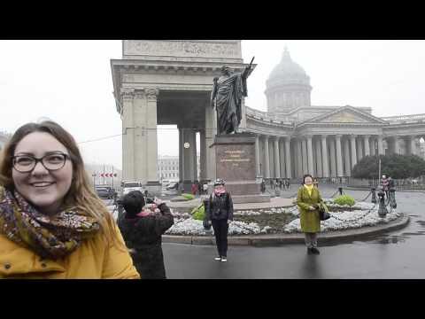 Project Robota 16 - Sightseeing St. Petersburg