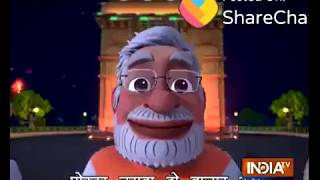 Song  Pm Narendra modi  OMG SO'SORRY { 26 MAY 2019 } full song