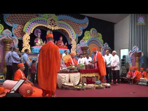 Shree Swaminarayan Temple, New Jersey - 13th Patotsav