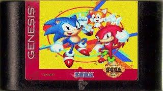Sonic Mania bosses with classic Sega Genesis themes. (Music Swap)