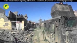 ВОЙНА В ИРАКЕ! ИРАКСКИЕ ВОЕННЫЕ ТЕСНЯТ ИГИЛушек в РАМАДИ   IRAQ WAR 2016  IRAQI FORCES URBAN CLASHES