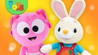 Pretend Play Dolls & Kids Toys | Johnny Johnny Yes Papa | GooGoo & GaaGaa Baby at The Playground