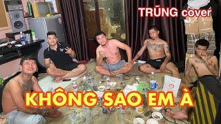 Download KHÔNG SAO EM À - Đinh Tùng Huy | TRŨNG cover