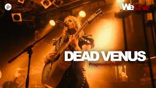 Dead Venus | WeLive - Das Online-Musikfestival | Episode VII | Live im Schlachthof | Corona Concert
