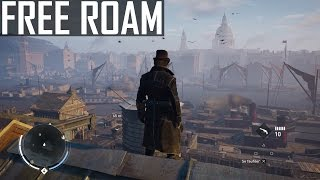 Assassins Creed Syndicate : Free Roam Gameplay Ps4 5 Minute