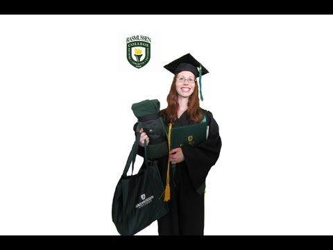 Amber Greear Brown Graduates from Rasmussen College in St. Paul, Minnesota
