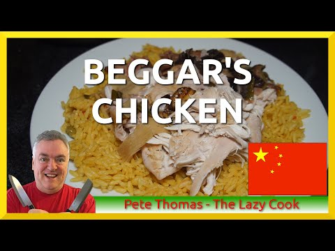 How to Cook Beggars Chicken