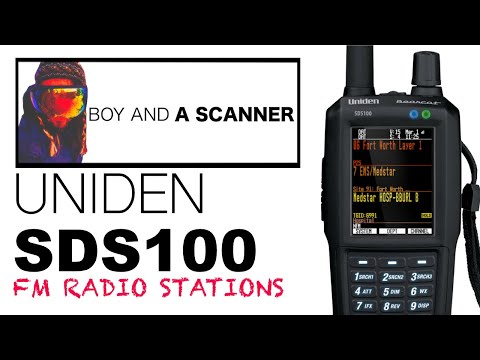 SDS100 Scanner Custom FM Radio Custom Search Complete Setup (Newbie Tutorial)