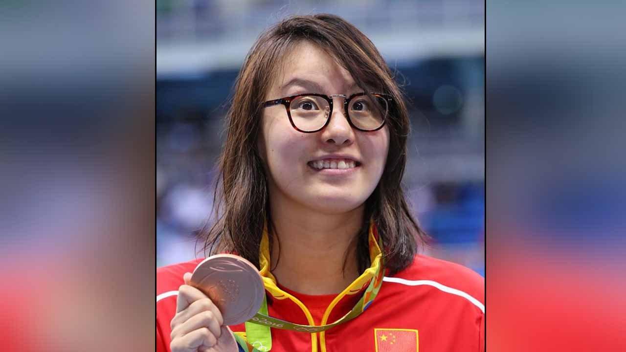 Meet Fu Yuanhui , the most ado...