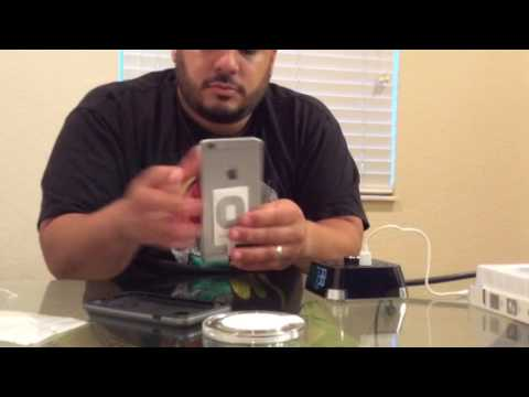iPhone Wireless Charger (5,5s,6,6s?,Plus) Qi