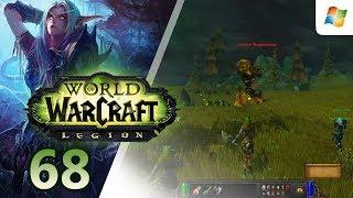 World of Warcraft: Legion 【PC】 Alliance Night Elf Hunter │ No Commentary Playthrough │ #68