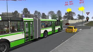 Смотреть видео Омси 2. Москва 2.0 . Маршрут 149. онлайн