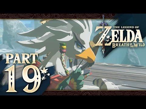The Legend of Zelda: Breath of the Wild - Part 19 - Hebra Tower