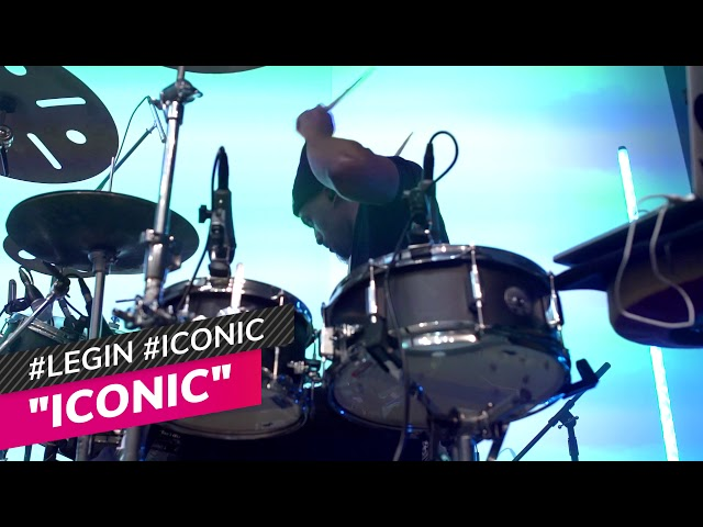 ICONIC Live from GOD IS ICONIC Virtual Concert (Single out now)