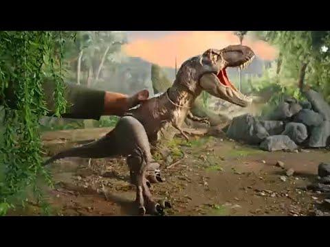 Jurassic Bite 'N Fight T-Rex