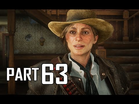 Red Dead Redemption 2 Walkthrough Gameplay Part 63 - Beecher's Hope (RDR2 Let's Play)