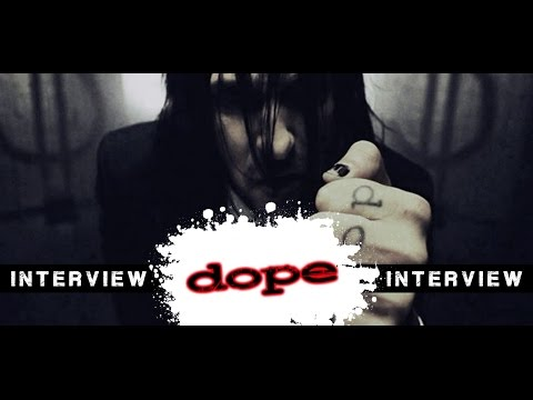 Dope – Blood Money, Edsel Dope, Tour, Musikindustrie, Interview, Album