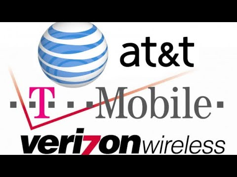 T-MOBILE, VERIZON, AT&T WIRELESS | UNLIMITED PLAN COMPARISONS IN 2019