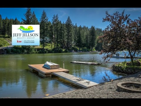 Coeur d'Alene Real Estate - Lakefront Fun!