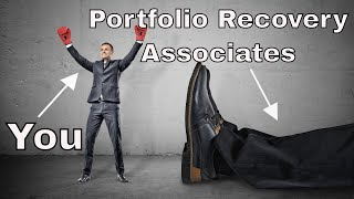 3 Secret Strategies to Defeating Portfolio Recovery Associates (or any other junk debt buyer)