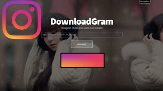 Gambar cover HOW TO SAVE Photos and Videos  Instagram (2017)