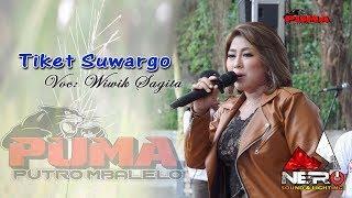 Tiket Suwargo Wiwik Sagita OM  PUMA live Taman Wisata JURUG Solo