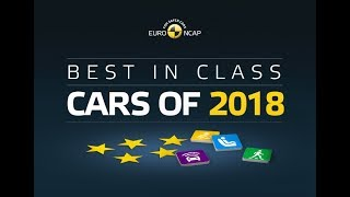 Euro NCAP Best in Class Cars of 2018