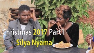 Christmas part 1.silya nyama - Ugandan Funniest Comedy skits.